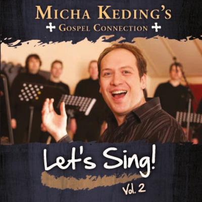 CD Cover Let's sing Volume 2